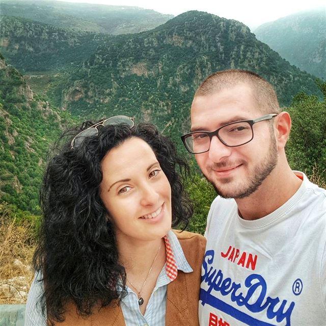 Мне стало очень тяжело писать. Вдохновение, вспорхнув над ливанскими горами (Ehden, Lebanon)