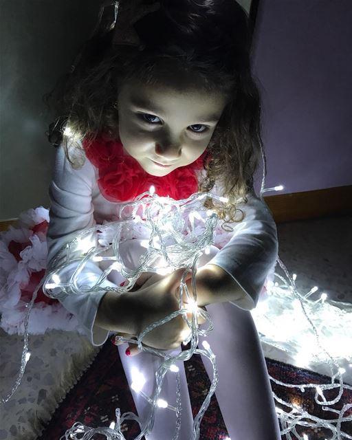 Dear Santa It's a long story.✨🎅 christmasiscoming christmasseason ... (جونية - Jounieh)