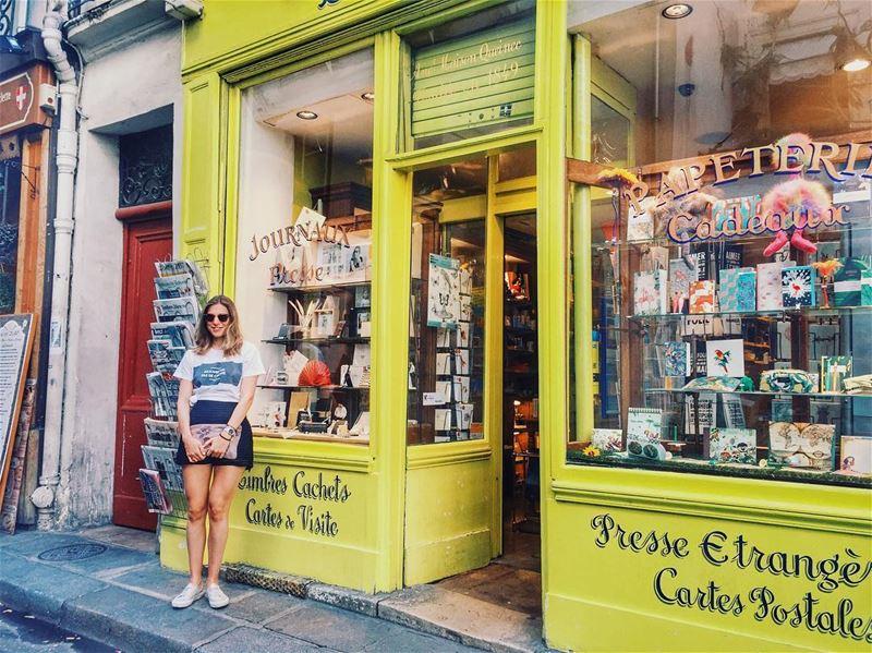 Mar in Vintage Paris ☀️ tb... paris parismonamour cold f4f ... (Saint Germain)