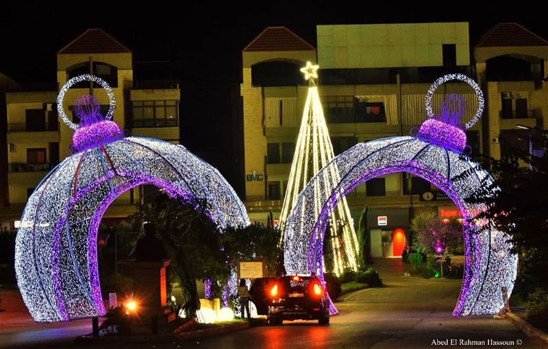 Christmas vibes from Batroun ChristmasTime LiveLoveBatroun البترون ... (Batroûn)