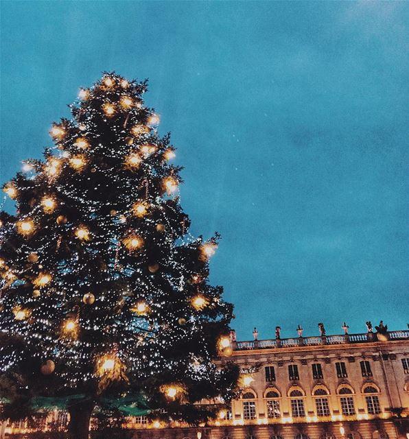 Magical Place Stanislas 🎄💫 traveltheworld .. paris parismonamour ... (Place Stanislas)