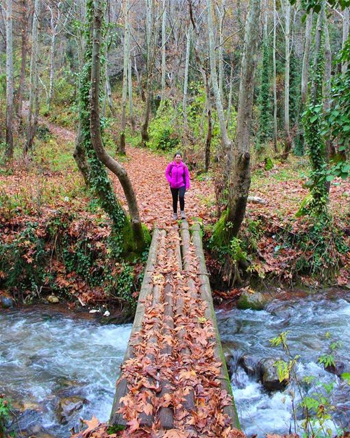 amazingadventures hikingday daughter lovelypleace peaceofmind ... (Kadisha Valley)