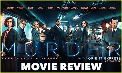 • Version française ⤵️ •Murder on the Orient Express is finally out and I...