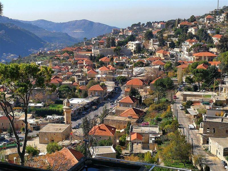 __________________________________________ friday morning libano... (Deïr El Qamar, Mont-Liban, Lebanon)