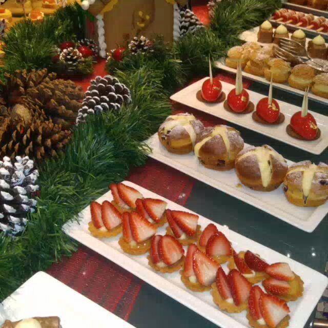 Xmas spirit celebration yummyfood always @rotanalebanon topfood ... (Rotana Hotels Lebanon)