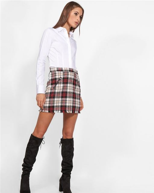 Beautiful Scottish style Skirt by ImperialDailySketchLook 185 shopping ... (Er Râbié, Mont-Liban, Lebanon)