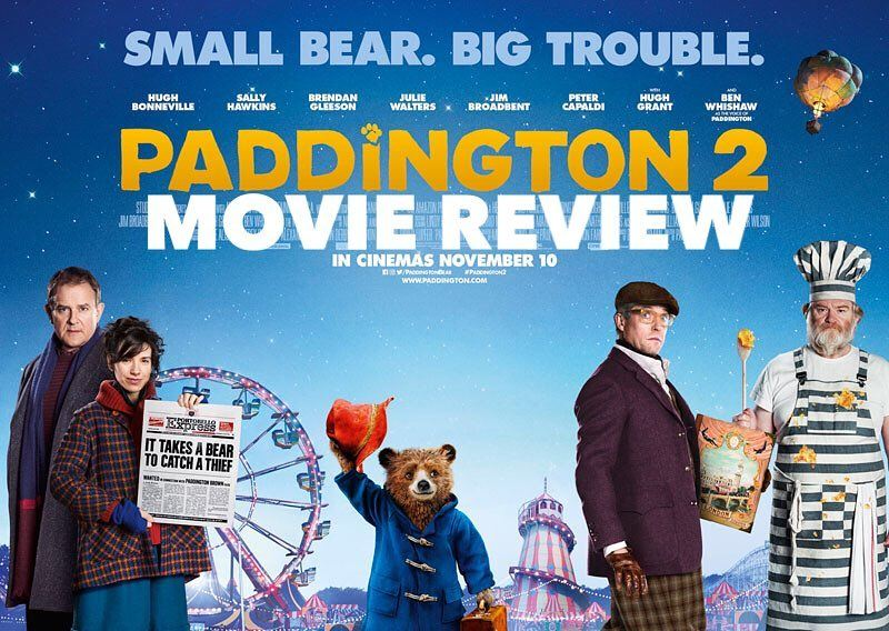 • Version française ⤵️•Paddington 2 is out and though I haven't seen part...