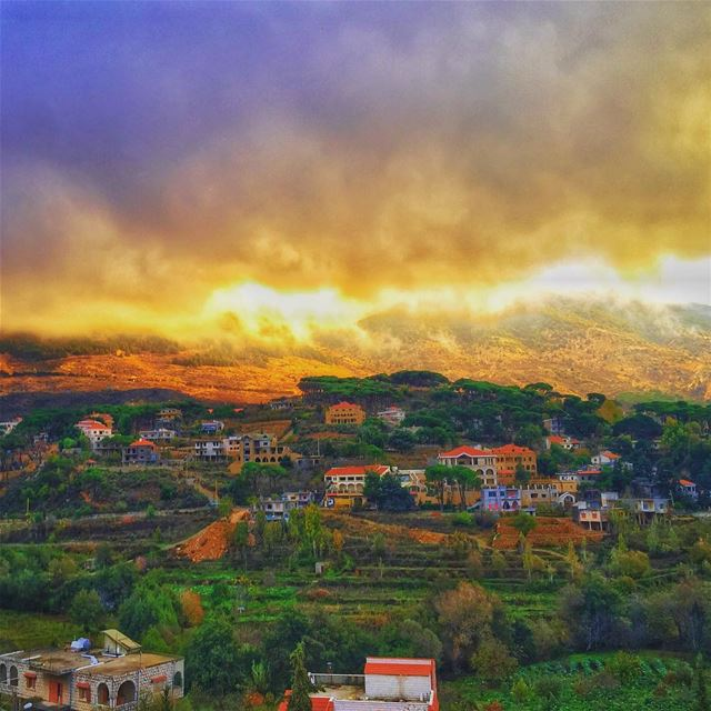"""""""...and then, I have nature and art and poetry, and if that is not enough,... (Bâroûk, Mont-Liban, Lebanon)"""