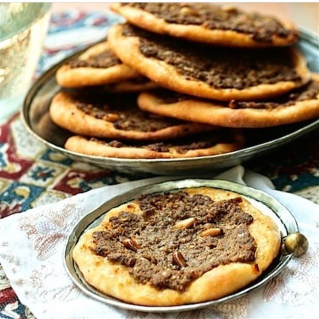 Meat pies or what we prefer to call La7m b3ajin 😍😍  yummy ...
