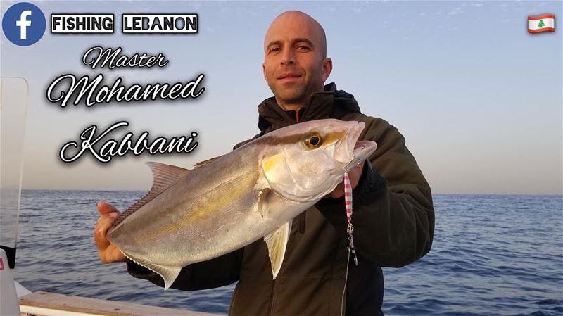 @free_dive_zone @fishinglebanon - @instagramfishing @jiggingworld @whatsupl (Beirut, Lebanon)