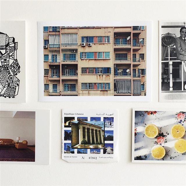 ❄️WINTER BLUES❄️Limited edition print focusing on Beiruti detailsThe... (Beirut, Lebanon)
