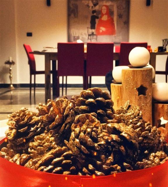 Ready For Christmas 🎄. decoration christmas christmastree ... (Beirut, Lebanon)