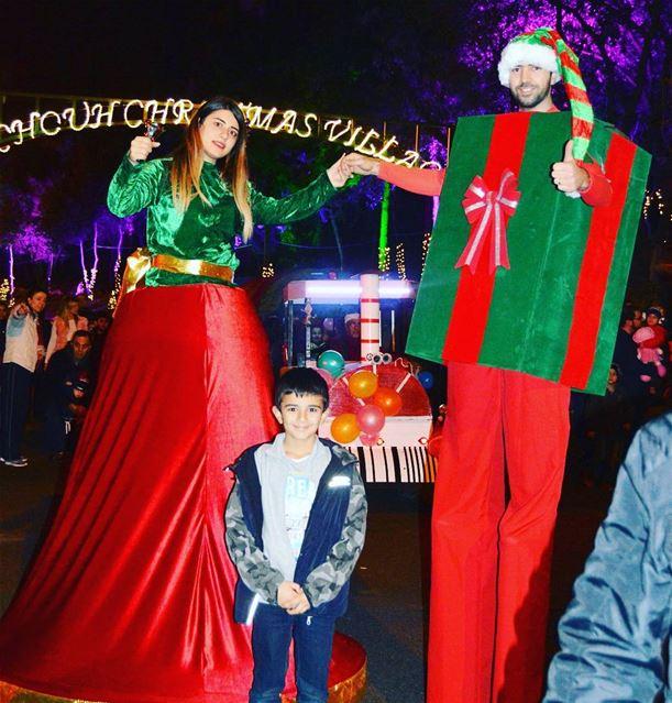Christmas time 🎅🎄☃ christmas christmasvillage christmasmood lebanon...