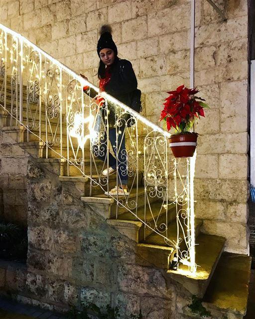 JOY to the world .✨ christmastime christmasdecorations christmasvibes... (جونية - Jounieh)