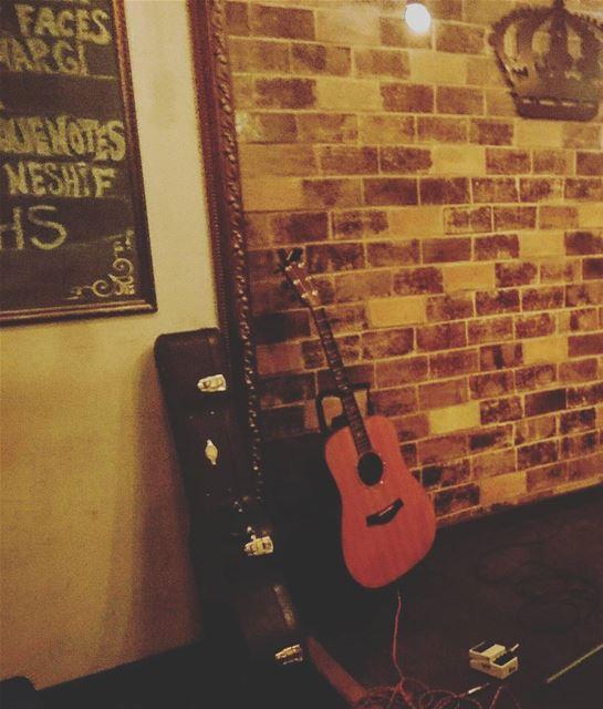 livemusic liveband livelovebeirut thenextwhiskeybar acousticguitar ...