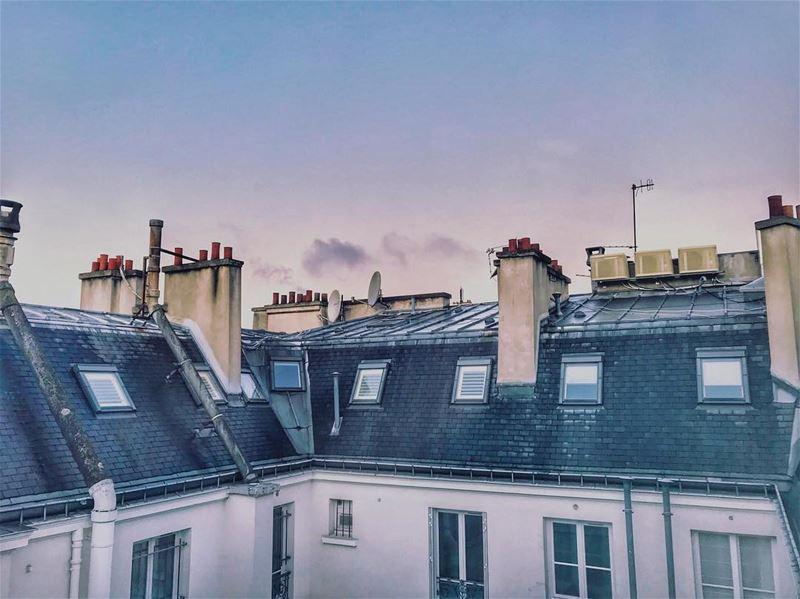 Never forget to count your blessings 🍥🙏🏻 .. paris parismonamour ... (Avenue Marceau)