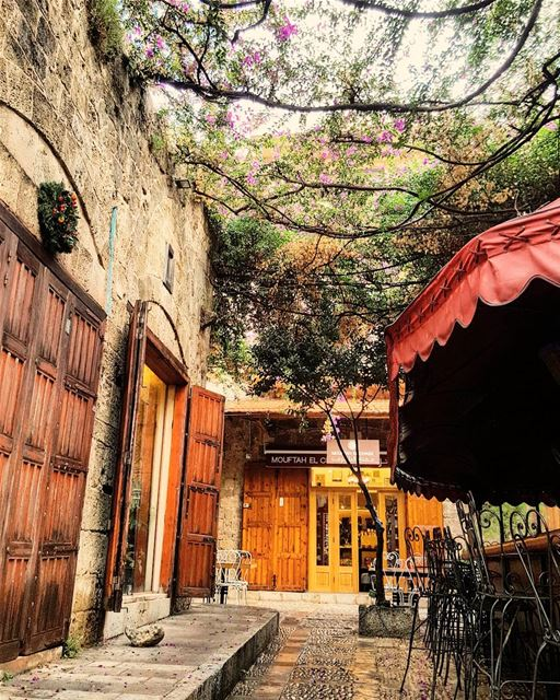 Some beautiful paths can't be discovered without getting lost. byblos ...