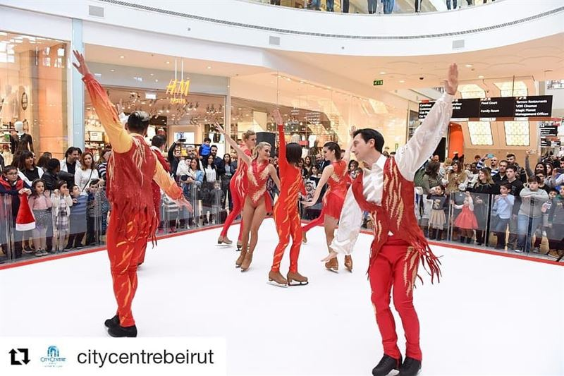 Repost @citycentrebeirutOur international live shows are a fun filled...