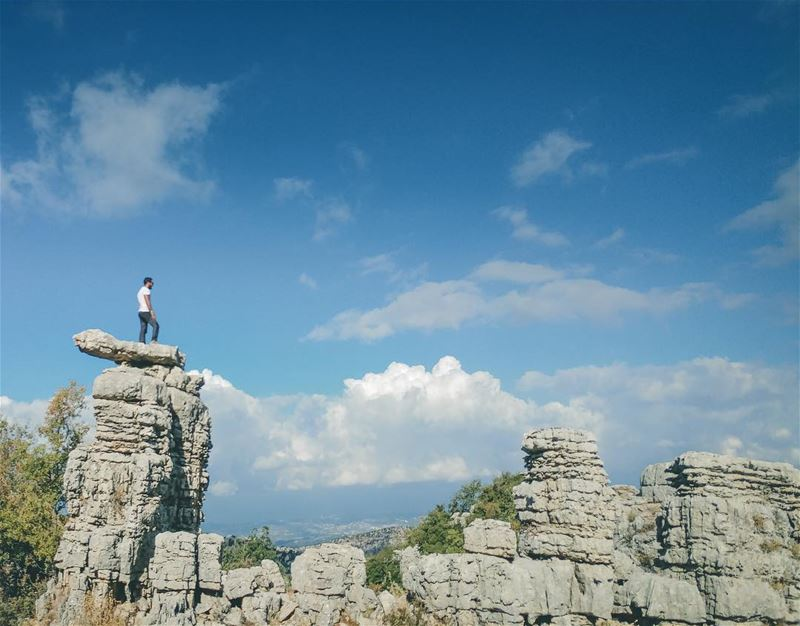 Change in altitude always change my attitude! ...... lifeofadventure... (Douma, Liban-Nord, Lebanon)
