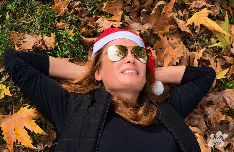 Dreaming of a Hike Christmas 🎅🏻🎄 christmasiscoming dreamingofsanta ... (Nahr el Jaouz)