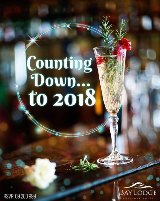 Counting down to NYE2018! Enjoy a spectacular panoramic sea view, open...