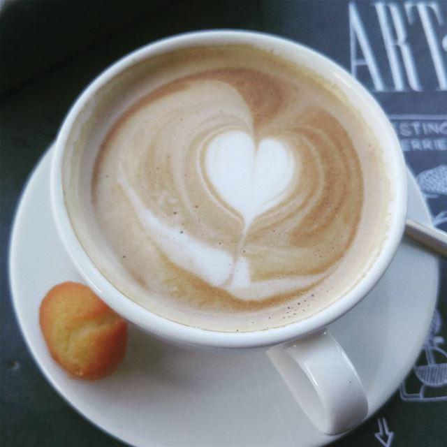 Good morning coffeelover coffee coffeetime cappuccino love ... (Cozmo Café)