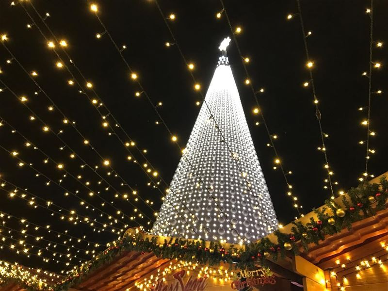 Christmas will always be as long as we stand heart to heart and hand to... (جونية - Jounieh)