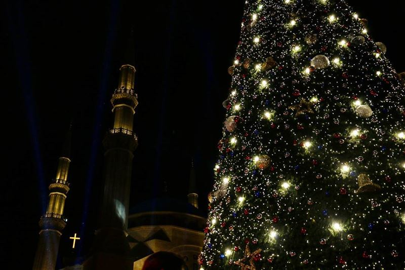 Wishing for a peaceful 2018... thisislebanon79 lebanon lebanese ... (Downtown Beirut)