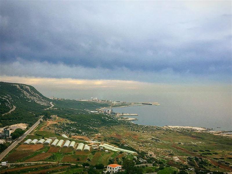 lebanon liban hamat saydetelhershiye monastery amazingviewsoflebanon... (Hamat)