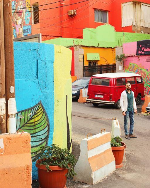 Patchwork 🧐 (Beirut, Lebanon)