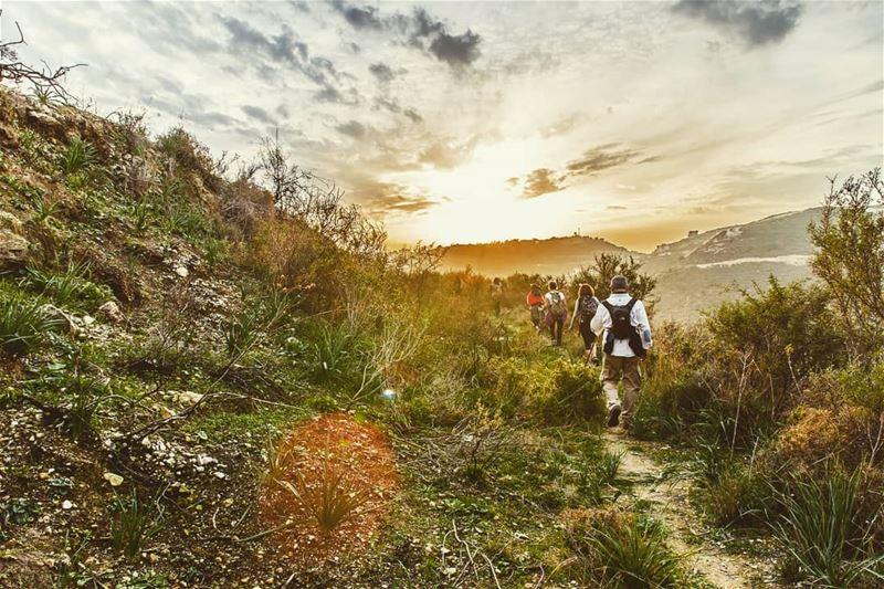Towards the sunLocation : Kfarhay, Lebanon earthpix earthofficial ... (Batroun District)