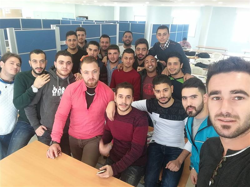 marine officers class_october_2017 selfie at marsati batroun hlotfy...