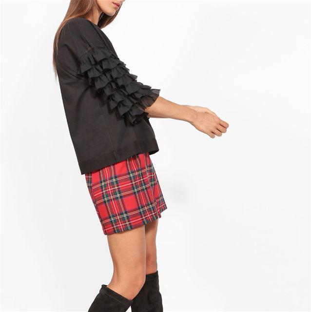 Skirt in kilt style availableDailySketchLook 18 shopping italian ... (Er Râbié, Mont-Liban, Lebanon)