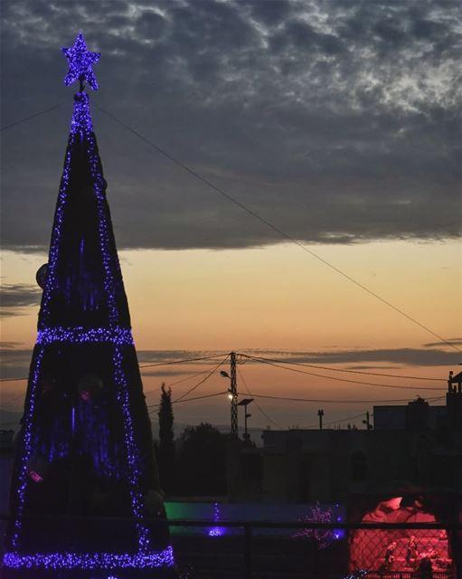 4 days to Christmas lebanon livelovelebanon livelovebeirut ig_lebanon... (Bourj El Moulouk)