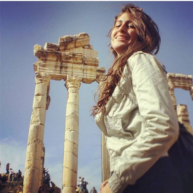 7 years ago! It was the first and last time i visit Baalbek ! Such a... (Baalbek, Lebanon)