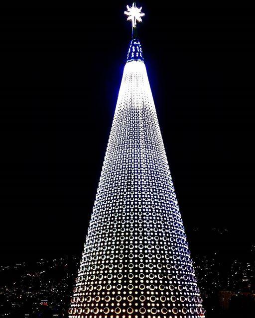 lebanon jounieh guinessworldrecord christmas ... (جونية - Jounieh)