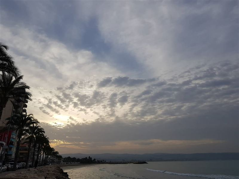 morning morningsintyr sunrise ... (Soûr, Al Janub, Lebanon)
