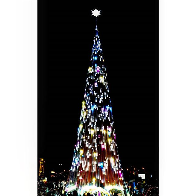 Merry Christmas from Jbeil Christmas jbeil christmastree ... (Jbeil-Byblos)