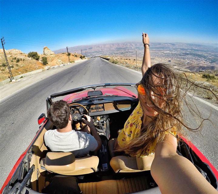 Cruisin 😎 ExploreWithChris... followme natgeo natgeoadventure ... (Zahlé, Lebanon)