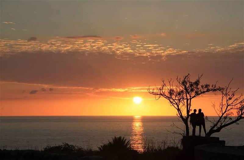 nofilter sunset byblos jbeil lebanon december livelebanon ...