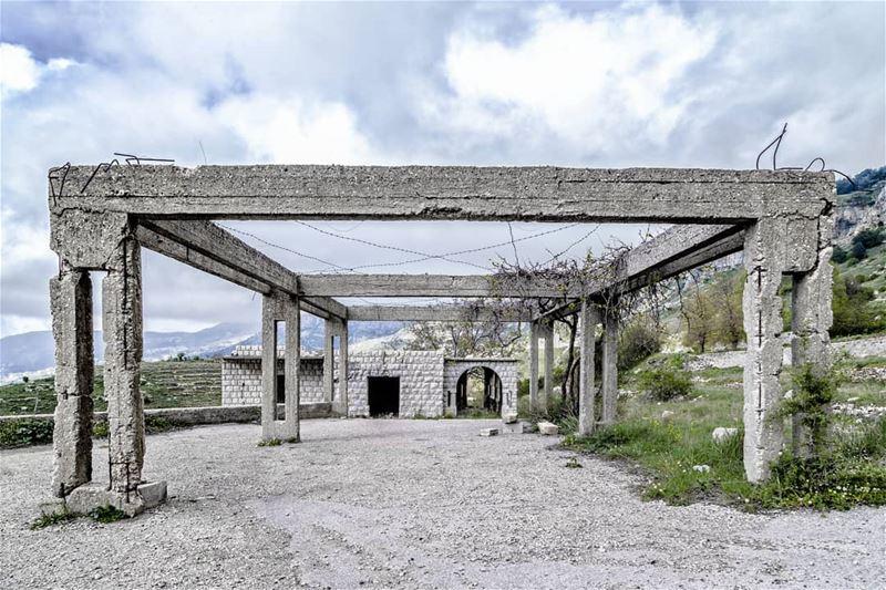 Ruins.................. livelovehammana livelovebeirut ... (Hammana)