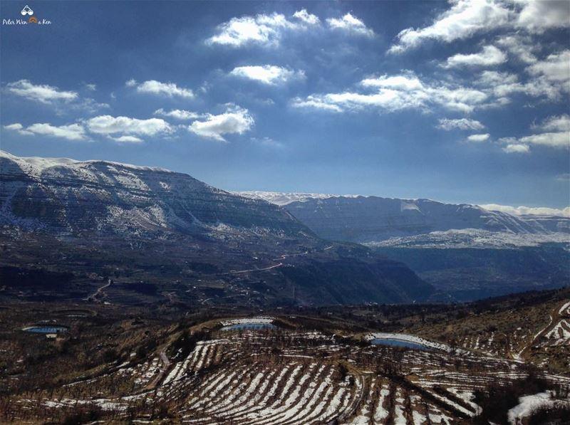 Take time to do what make your soul happy ⛅️🗻⛅️ peterwenmaken ........ (Akoura, Mont-Liban, Lebanon)