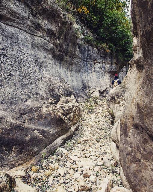 Here ran a riverLocation : Batroun District, Lebanon earthpix ... (Batroun District)