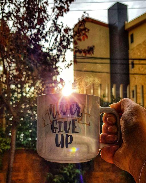 Morning coffee feels like🙆♀️.... صباح_الخير goodmorning ... (Beirut, Lebanon)