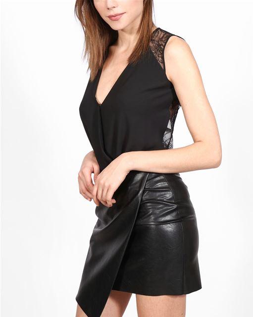 Asymmetric skirt by Imperial DailySketchLook 192 shopping italian ... (Er Râbié, Mont-Liban, Lebanon)