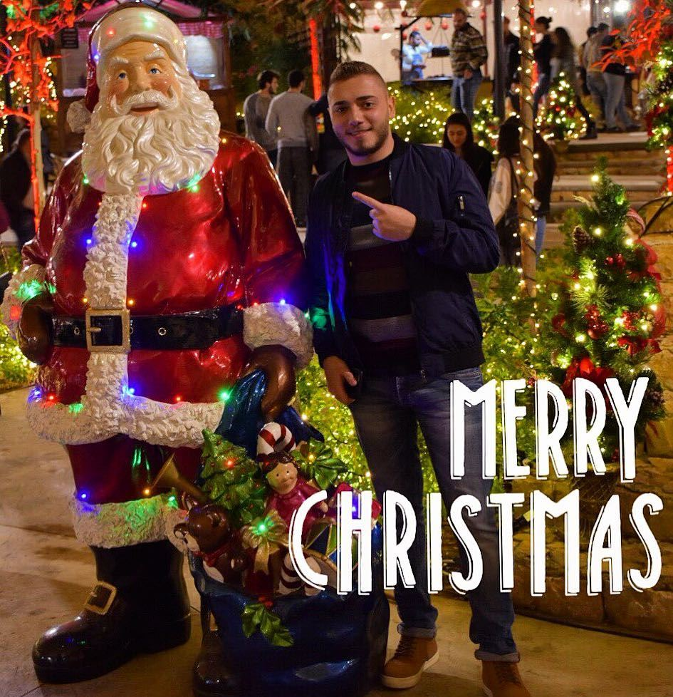 Merry Christmas to all my friends and family ❤️🎄.. christmas santa ...
