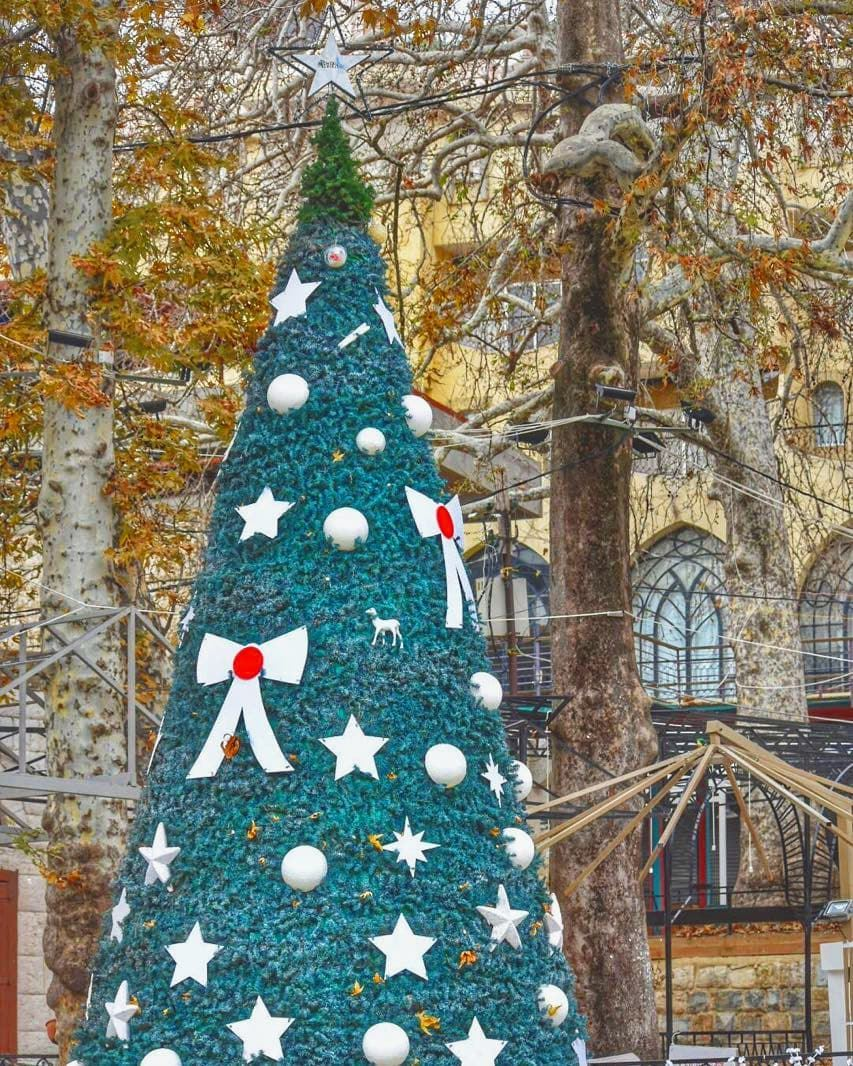 Merry Christmas to all 🎅🎅 ehden lebanon livelovelebanon ig_lebanon ... (Ehden, Lebanon)