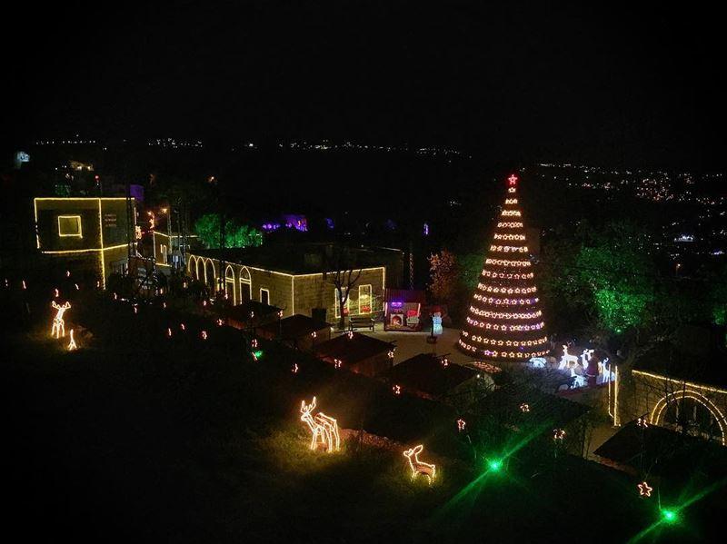 Merry Christmas from Kfaraakab 🎄 (Kafarakab)