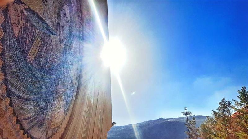 من دير_ميماس ميلاد مجيد ❤ merrychristmas christmas lebanon ... (Deir Mimas)