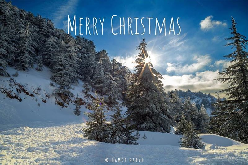 Merry Christmas for you and your beloved ones. Cheers!........ ... (Chouf)